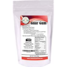 10% OFF Guar Gum 10 Oz Gluten Free (Click blue 10% off link below $10 price, redeem promotion, $1 discount will show up at checkout)