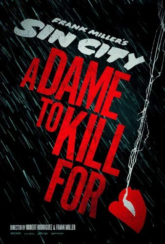 Sin City: A Dame to Kill For Poster ( 27 x 40 - 69cm x 102cm ) (2014)