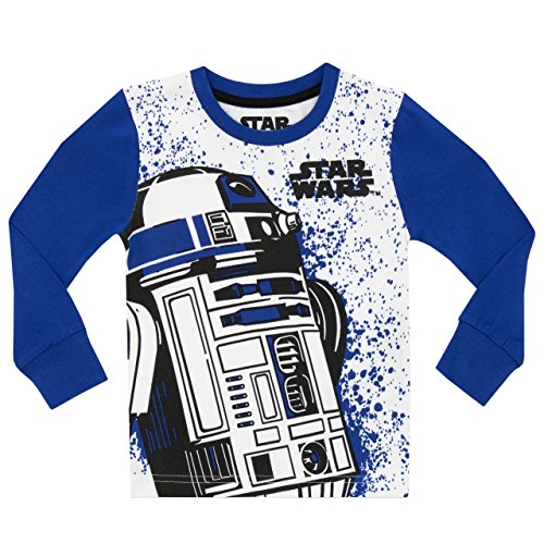 Star Wars Boys' Star Wars R2D2 Pajamas Size 12 by Star Wars (Image #1)
