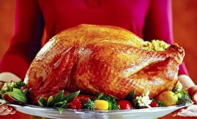 African Gourmet Whole Turkey - Fully Cooked