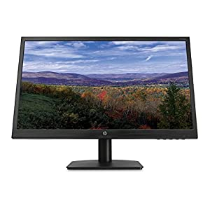 HP 21.5 -inch FHD Monitor with Tilt Adjustment and Anti-glare Panel (22yh, Black)
