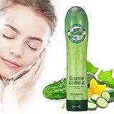 Phyto Tree Cucumber Gels, LuckyFine - 250ml Moisturizing Smooth Brightening...