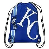 MLB Kansas City Royals Unisex 2015 Drawstring Backpack, One Size