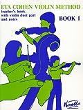 Eta Cohen Violin Method, Eta Cohen, 0853608644