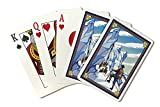 Ice Climbers (Playing Card Deck - 52 Card Poker Size with Jokers)