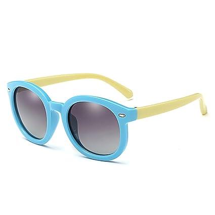 Gafas de sol Niño Polarizado Gafas De Sol Cómodo Moda Bebé Gafas De Sol Anti-