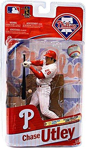 McFarlane Toys MLB Sports Picks Series 27 Action Figure Chase Utley (Philadelphia - Utley Phillies Chase