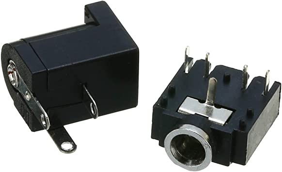 4 PCS 40Pin 2.54mm Female Single Row Pin Header Connector Strip 3507#