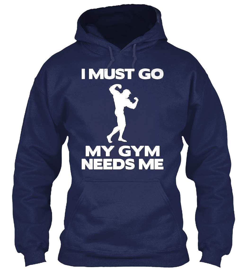 Gym 8 Gildan Hoodie Sweatshirt