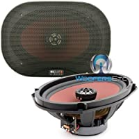 MB Quart DKG169 6 x 9 Coaxial Car Speakers Pair (Made in Germany)