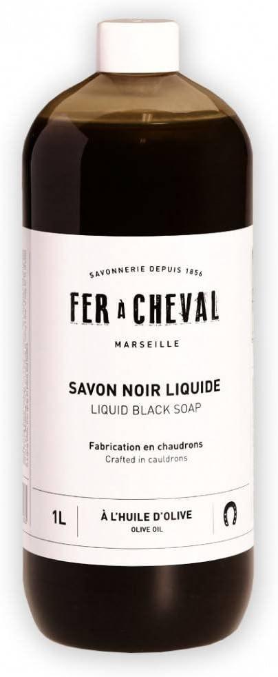 FER À CHEVAL - Marsella Jabón Líquido Negro, detergente ...