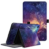 Fintie T-Mobile LG G Pad X2 8.0 Plus Case (Support Extra Battery Plus Pack) - Multi-Angle Viewing Stand Cover for LG GPad X2 8.0 Plus T-Mobile Model V530 8-Inch Android Tablet 2017 Release - Galaxy
