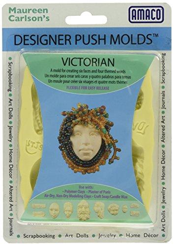 AMACO Designer Push Molds, Victorian