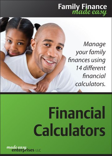 Financial Calculators 1.0 for Mac [Download] by Made Easy Enterprises LLC