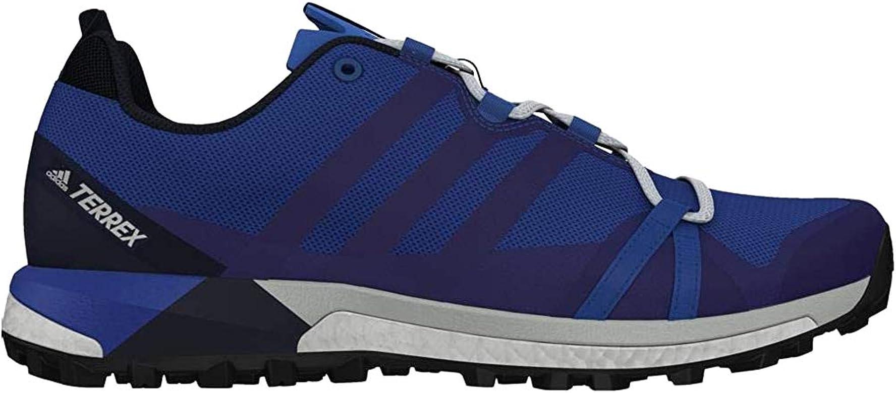 Adidas Terrex Agravic, Zapatillas de Trail Running para Hombre, Azul (Maruni/Belazu/Gridos 000), 41 1/3 EU: Amazon.es: Zapatos y complementos
