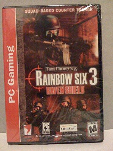 Tom Clancy's Rainbow Six 3 Raven Shield (Windows 98/ME/2000/XP) (Tom Clancys Rainbow Six 3 Raven Shield)