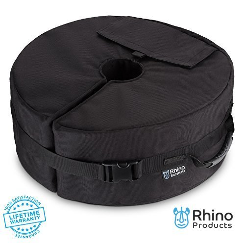 NEW - Patio Umbrella Base Weight Bag, 18