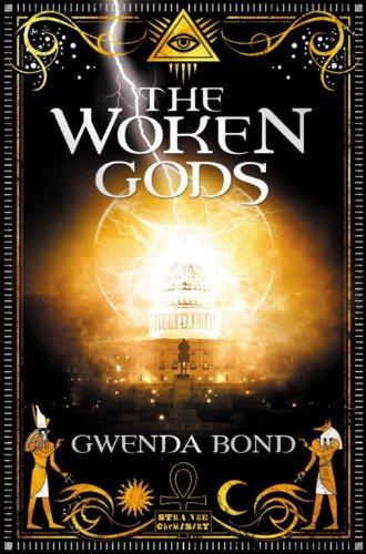 Read Online The Woken Gods (Strange Chemistry) pdf