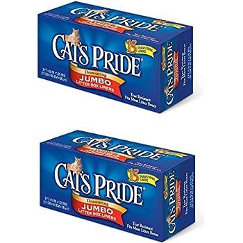 Amazon Com Cat S Pride Drawstring Jumbo Litter Box