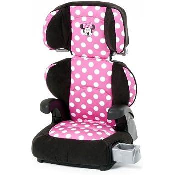 Amazon Com Minnie Mouse Pronto Booster Seat Child