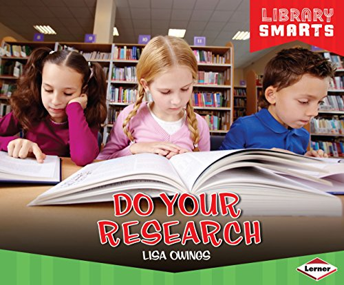 Do Your Research (Library Smarts) by Brand: Lerner Publishing Group