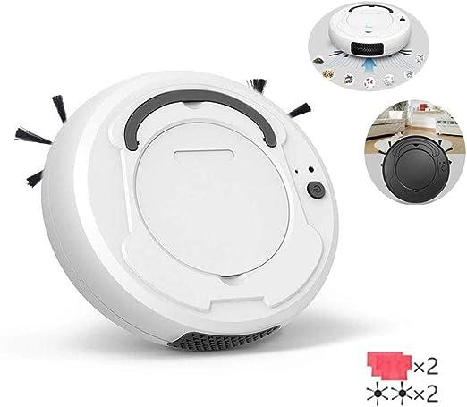 Robot Aspirador, 3 En 1 USB Robot Aspirador Inteligente Sensor ...