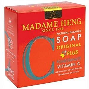 Madame Heng Soap Vitamin C Formula Size 150 g.