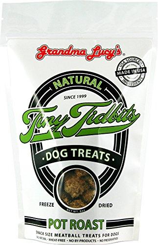 TinyTidbit Dog Treats - Pot Roast - 6oz