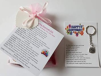 30th Birthday Survival Gift Kit A Lovely Fun Novelty Happy Present