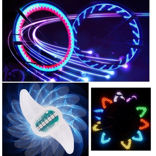 LED-Cycling-Color-Changing-CR2032-90-Lumens-Battery-CyclingBike-Driving-Motocycle-Lights