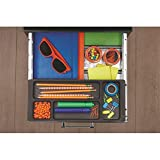 "Scranton & Co 18"" Deep 3 Drawer Metal File"