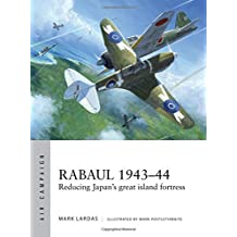 Rabaul 1943-44: Reducing Japan's great island fortress (Air Campaign)