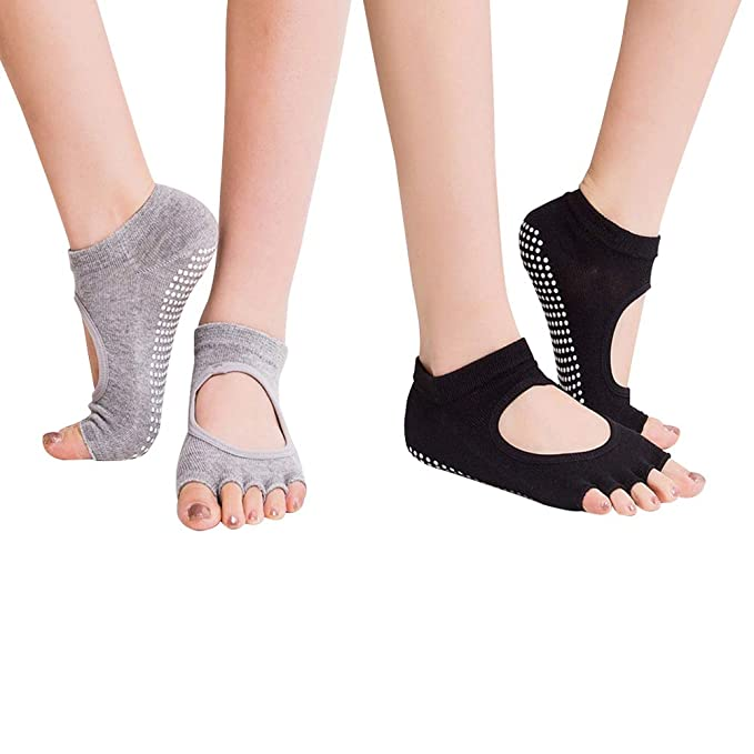 Calcetines yoga mujer