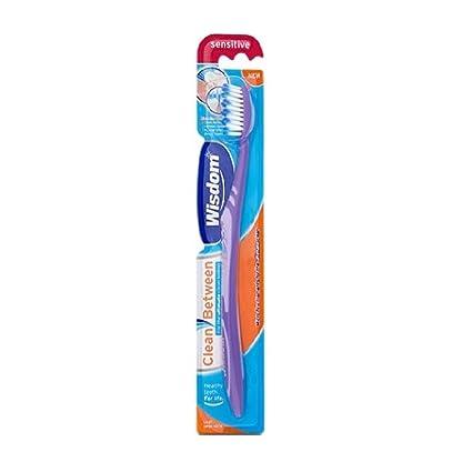 Cepillo de dientes para muelas del juicioPaquete de 3 unidades.