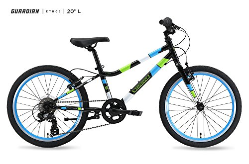 - Guardian Bikes for Kids, Safer SureStop Brakes, 16 inch, 20 inch, 24 inch