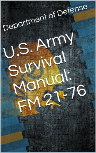 - U.S. Army Survival Manual: FM 21-76