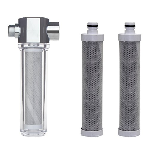 deluxe-activated-carbon-fiber-shower-filter-with-2-pcs-water-filters-ubs-inc-by-ubs-inc-coltd