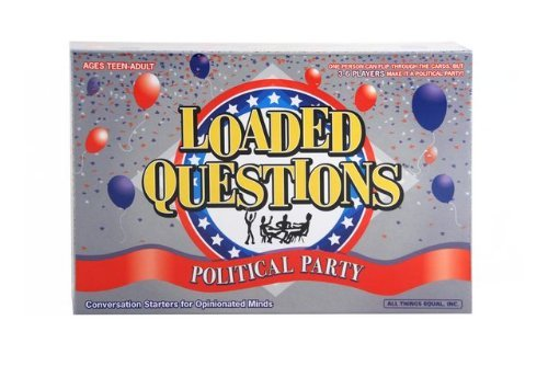 loaded questions political party board game - 1