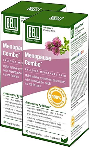 (Bell Menopause Combo (60 Caps))
