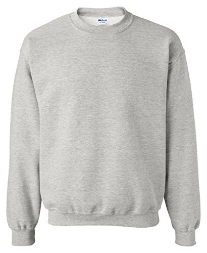 Gildan Men's Heavy Blend Crewneck Sweatshirt - XX-Large - (20% Polyester Crewneck Sweatshirt)