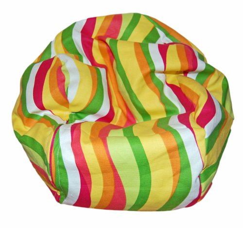 Ahh! Products Wavelength Citrus Bean Bag Chair for Dolls (Wavelength Game)