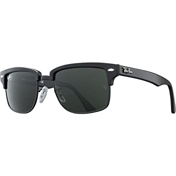 ae38965100 Ray-Ban RB 4190 877 Matte Black Green 52mm Sunglasses  Amazon.ca  Sports    Outdoors