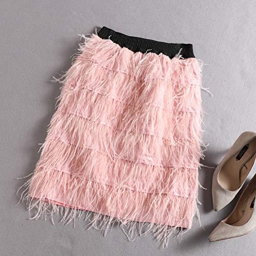 M Alta Rodilla De Falda Hasta Una Lápiz nbsp; Cintura La Mujeres nbsp; Mujer Línea Elástica Las nbsp;cintura Qzbtu De Faldas CUPwqHHxZ