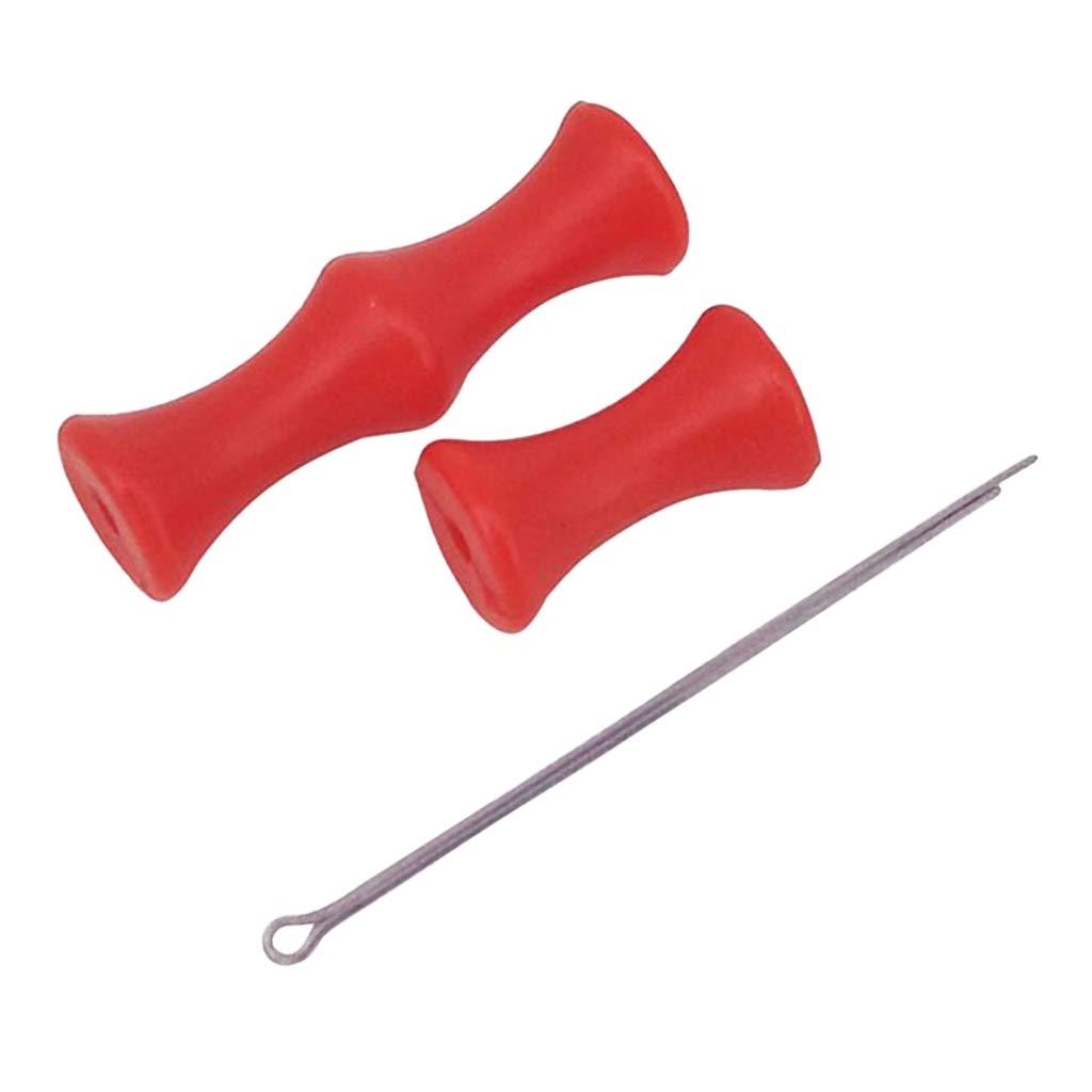 T TOOYFUL Bogensehne Fingerschutz Bogen Fingerlinge Fingerh/ülse Bogenschie/ßen Schutzausr/üstung
