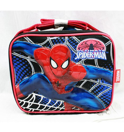 Lunch Bag - Marvel - Spiderman - Blue ()