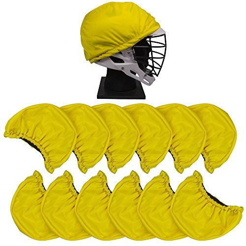 Predator Sports Helmet Covers (Yellow)