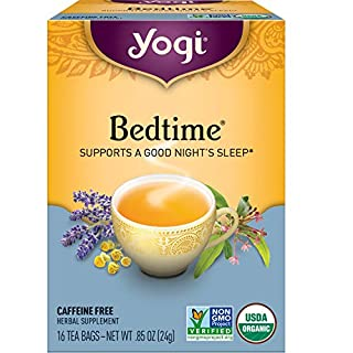 Yogi Tea - Bedtime (6 Pack) - Supports a Good Night's Sleep - 96 Tea Bags