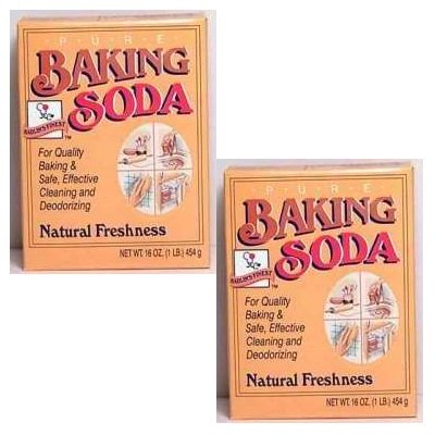 Karlin Pure Baking Soda, 16-Ounce (Pack of 24)