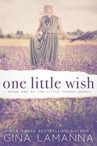 One Little Wish romantic suspense ebook