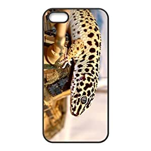 Lizard Hight Quality Plastic Case for Iphone 5s